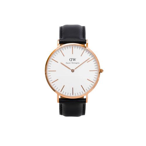 Korting Daniel Wellington DW00100036 horloge dames