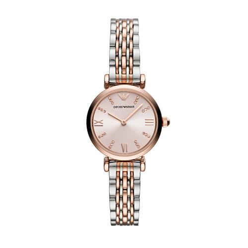 Korting Emporio Armani AR11223 horloge dames