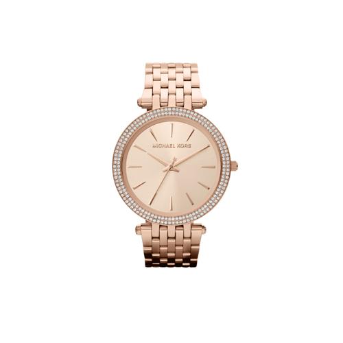 Korting Michael Kors MK3192 horloge dames