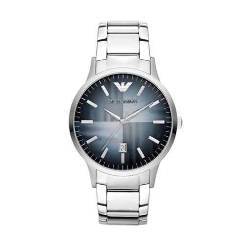 Emporio Armani horloge AR11182 zilver