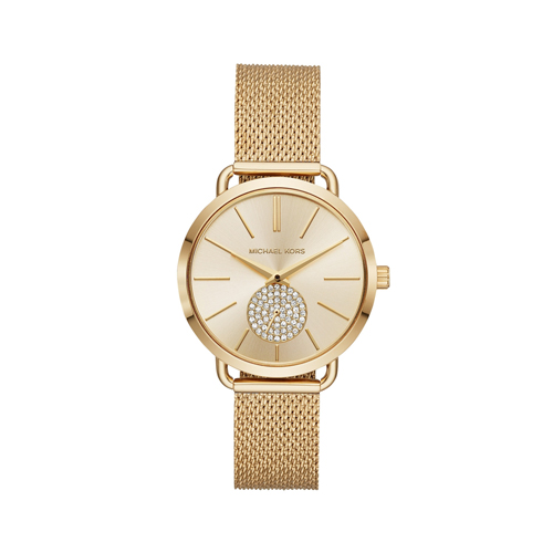 Korting Michael Kors MK3844 horloge dames