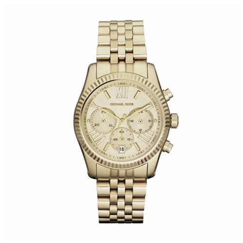 Korting Michael Kors MK5556 horloge dames