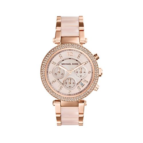 Korting Michael Kors MK5896 horloge dames