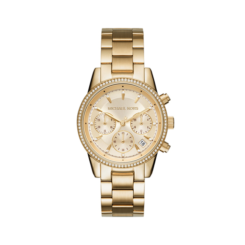 Korting Michael Kors MK6356 horloge dames
