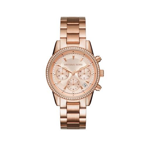 Korting Michael Kors MK6357 horloge dames