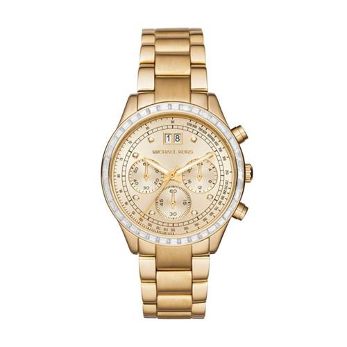 Korting Michael Kors MK6187 horloge dames