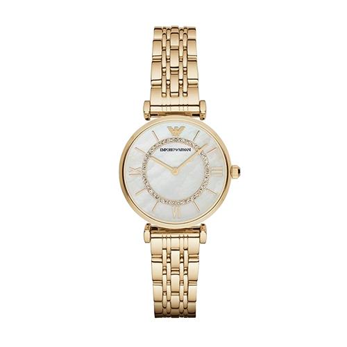 Korting Emporio Armani AR1907 horloge dames
