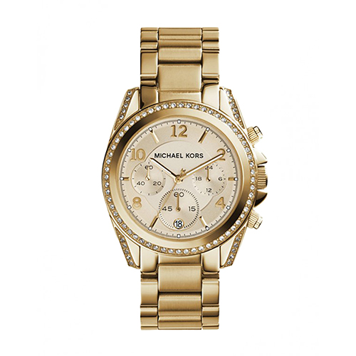 Korting Michael Kors MK5166 horloge dames