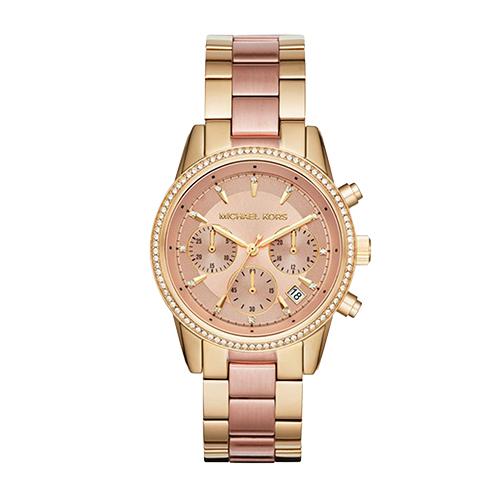 Korting Michael Kors MK6475 horloge dames