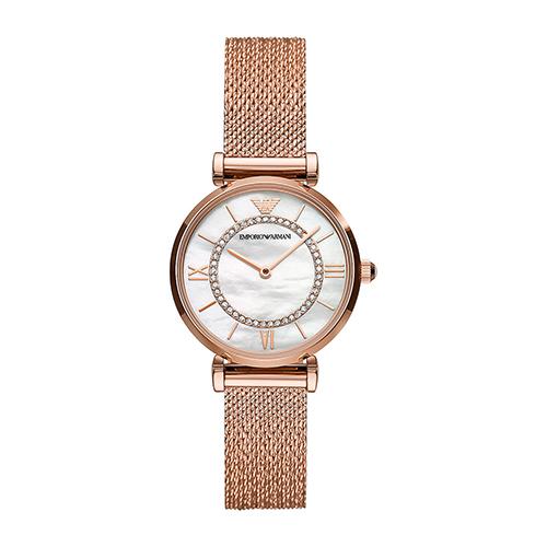 Korting Emporio Armani AR11320 horloge dames