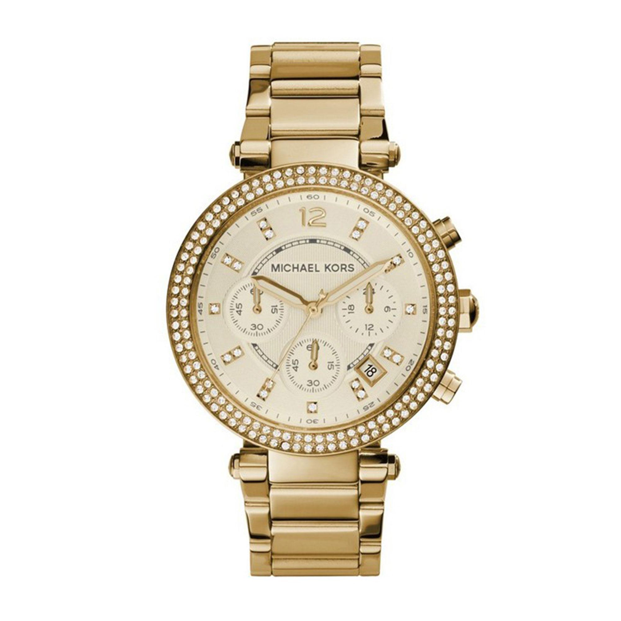 Korting Michael Kors MK5354 horloge dames